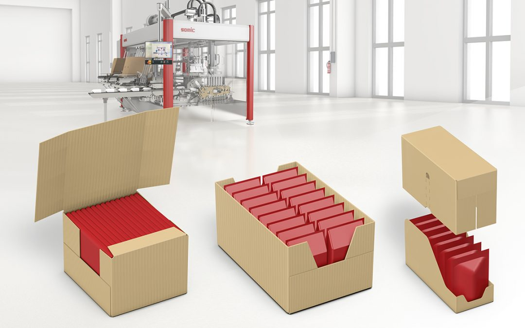 SOMIC will be the place to go for  secondary packaging at Interpack 2020